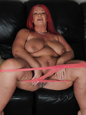 Mature Redhead Porn Pictures