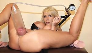Mature Sex Toys Porn Pictures