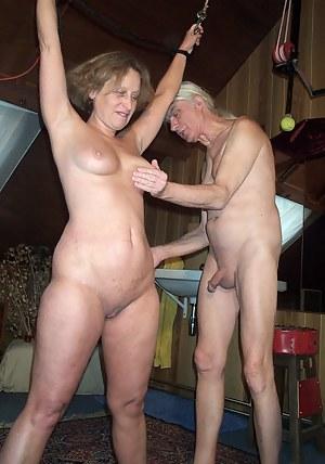 Mature Spanking Porn Pictures